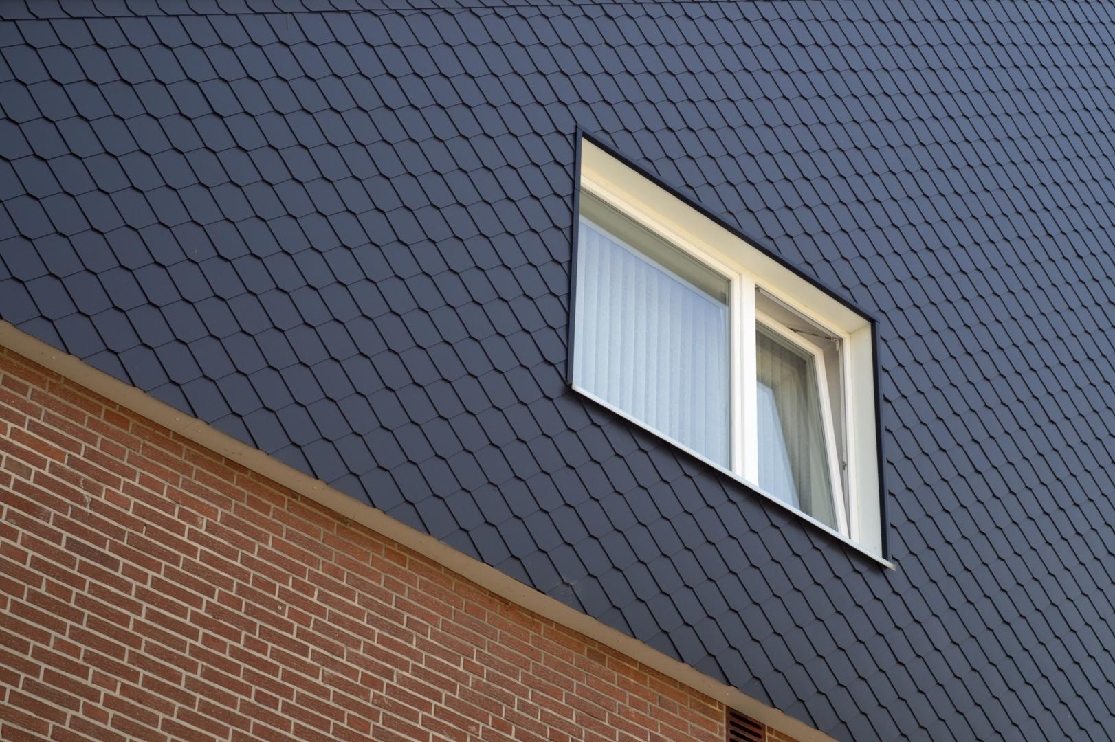Dach mit Fenster 2