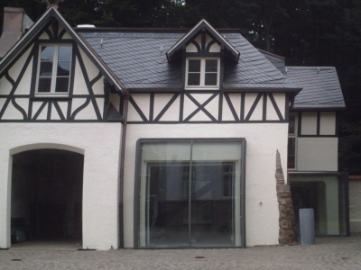 Dachdecker für Fachwerkhäuser